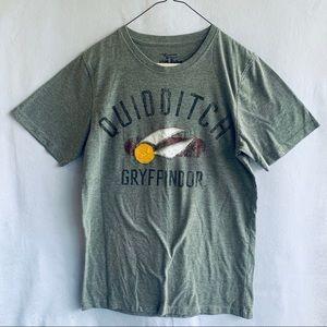 gryffindor quidditch universal studios t-shirt